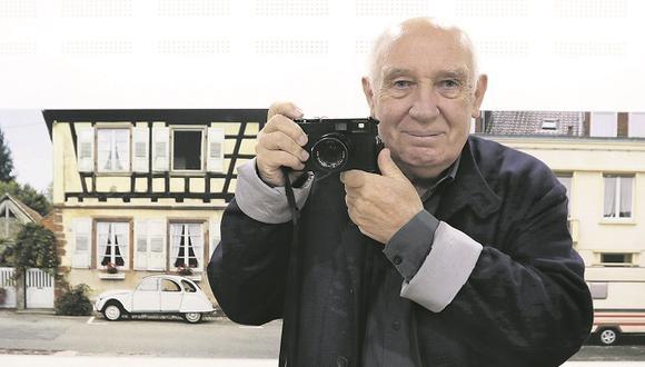 """Raymond Depardon: prestigioso fotógrafo presenta muestra """"La France"""""""