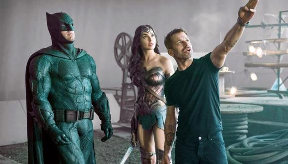 """""""La Liga de la Justicia de Jack Snyder"""" es una de las cintas más esperadas por los seguidores de DC.  (Foto: DC Comics)"""