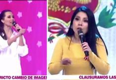 """Tula acerca de trabajar con Maju Mantilla: """"solo me queda hacerme la chistosa, la ridícula"""" (VIDEO)"""