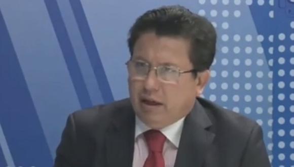 """Rodríguez Mackay: """"Figari es un tema pendiente que exige decisiones de carácter judicial"""""""