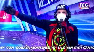 Mario Hart es suspendido en 'Esto es Guerra' tras falta de respeto en vivo (VIDEO)