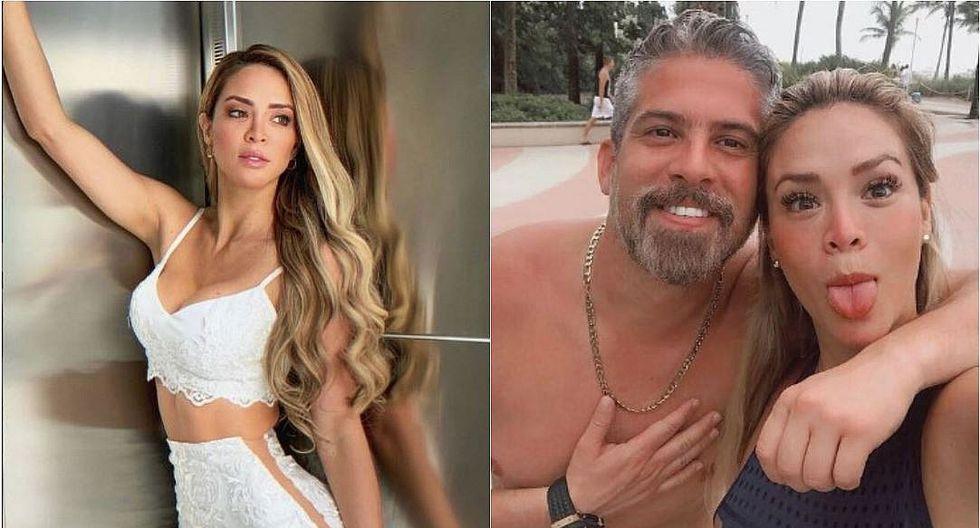 """Sheyla Rojas se ríe de la sortija que le dio Pedro Moral: """"Me dieron un anillo de piñata"""""""