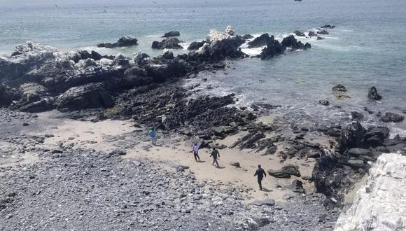 Piura: dos personas fallecen y una está desaparecida tras naufragio de embarcación artesanal (Foto difusión).