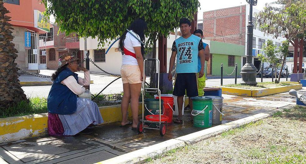 Se agudiza falta de agua potable en distrito Gregorio Albarracín