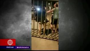 SJL: Vecinos atrapan a ladrón y autoridades lo dejan libre