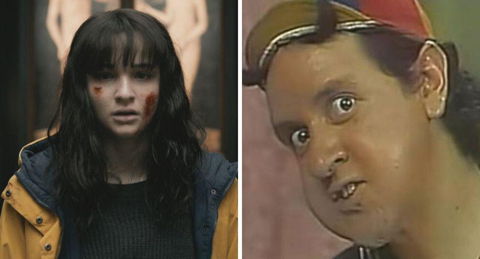 """Una página en Facebook compartió las supuestas similitudes entre las series """"Dark"""" y """"El chavo del 8"""". (Televisa / Netflix)."""