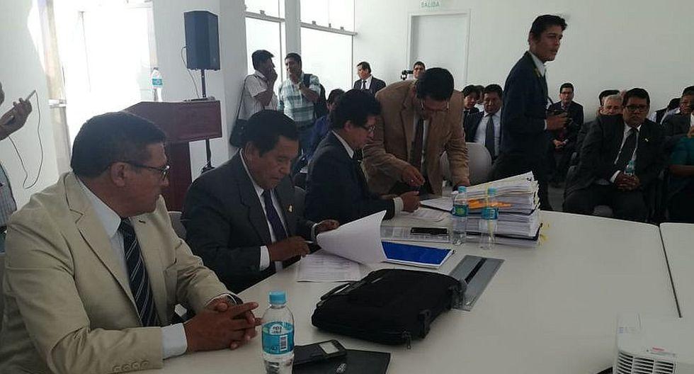 Empezó el proceso de transferencia en el Gobierno Regional