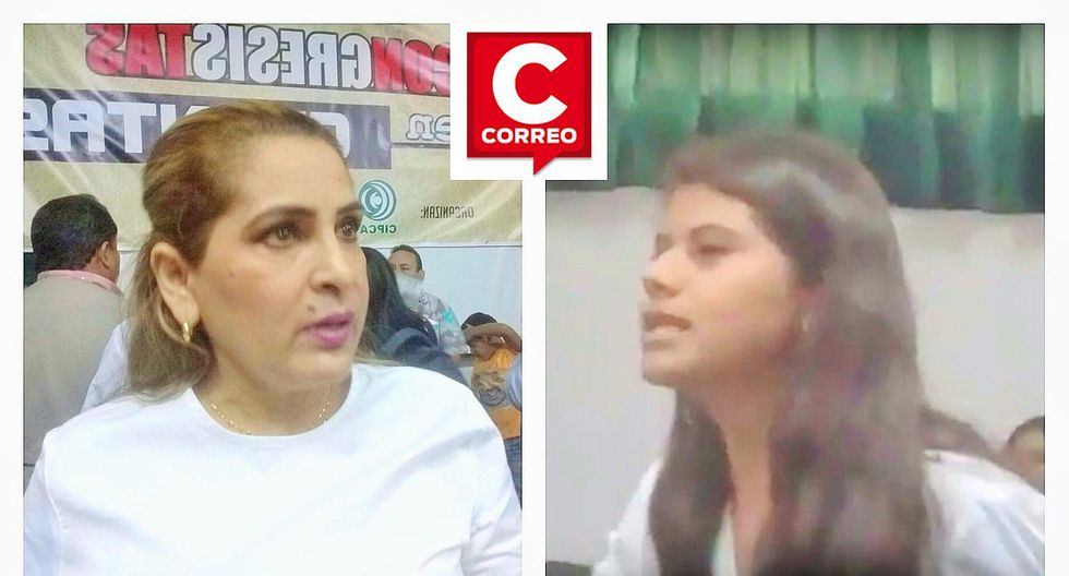 """Joven indignada encara a congresista Maritza García y le recuerda que """"no existe un agresor sano"""" (VIDEO)"""
