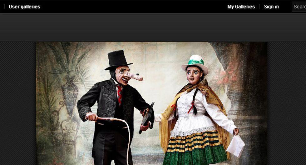 Asociación Mario Testino se incorpora a Google Art Project