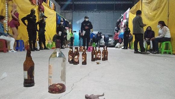 Defensoría exige a la municipalidad de Huamanga sancionar a establecimientos que pongan en riesgo la salud pública