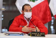 """Walter Martos: """"El pueblo está cansado de los conflictos constantes"""""""
