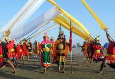 Camaná se prepara para escenificación de llegada del inca al mar