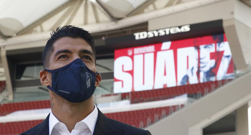 Diego Simeone puso fecha para el debut de Luis Suárez con Atlético de Madrid