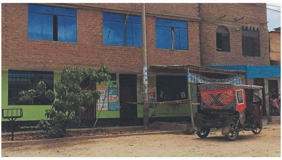 Mujer se recupera en un nosocomio de la ciudad de Trujillo. La Policía Nacional del Perú ya investiga este hecho para dar con los facinerosos.