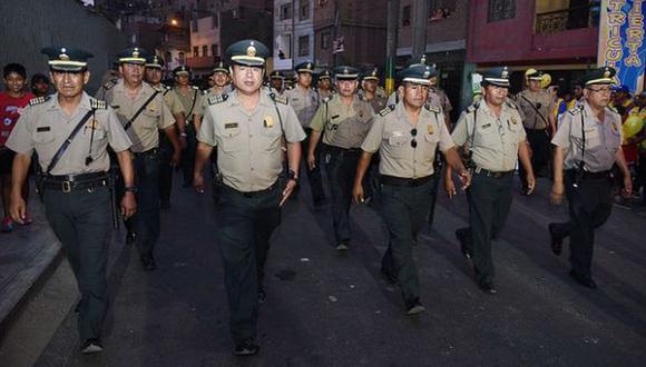 """La institución policial informó que el plan de seguridad denominado """"Elecciones Congresales Extraordinarias 2020"""" congregará también a 13 direcciones especializadas de la PNP. (Foto: GEC)"""