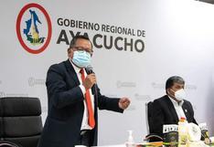 """Edgar Olivares: """"No hay excusa para que gobierno regional tenga baja ejecución de gasto"""""""
