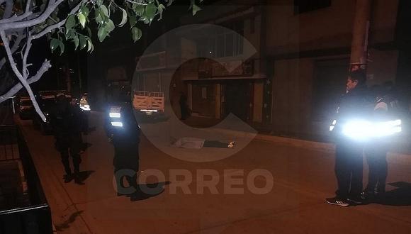 Delincuentes asaltan y matan a policía de un balazo en la cabeza