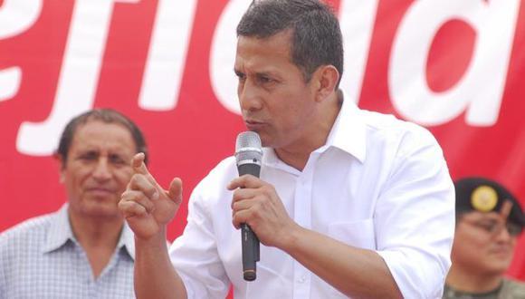 Presidente Ollanta Humala pide concluir Hospital Antonio Lorena de Cusco