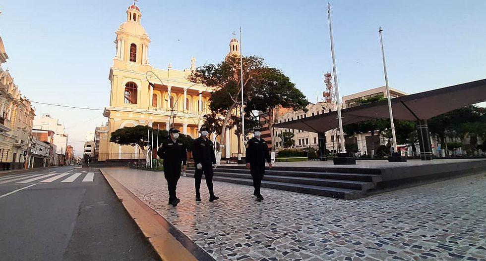 Un oficial de la Policía da positivo para coronavirus en Chiclayo