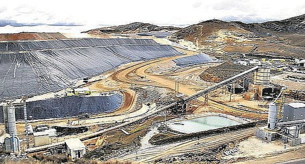 La ejecución de obras civiles de proyecto Michiquillay empezará en el 2019
