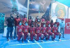 """Selección de baloncesto de Arequipa se prepara para """"Campeonato Bicentenario"""""""