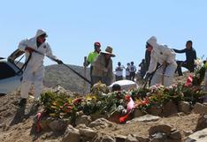 Muertes covid se multiplican por seis en Huánuco