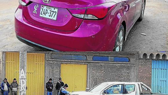 Desmantelan vehículos en Juliaca