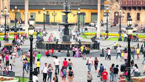 Lima tiene 8 millones 693 mil habitantes