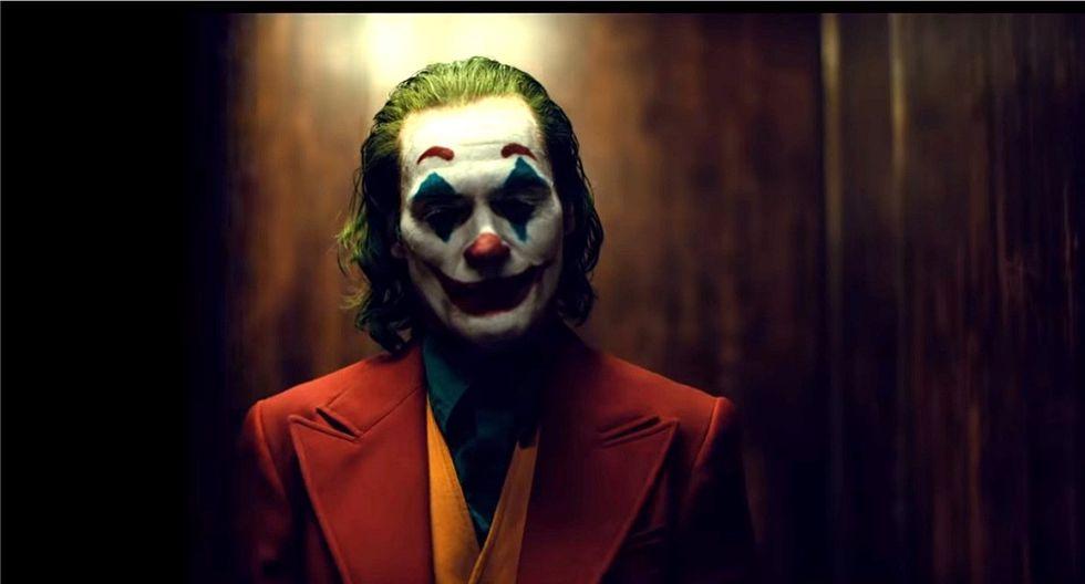 Joaquin Phoenix se luce en el primer tráiler de Joker, el origen del macabro villano