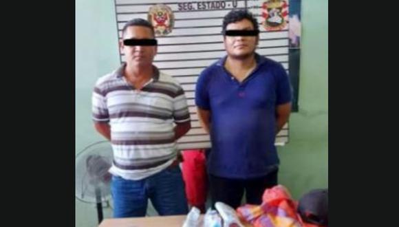Según la policía, estas personas serán investigadas por los presuntos delitos contra la seguridad pública y la fabricación ilegal de armas de fuego.