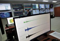 Arequipa: Sismo de magnitud 4,7 se registró esta noche en Ocoña