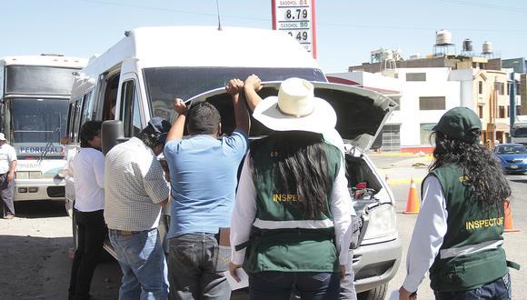 Secuestran a dos inspectoras de Transporte durante operativo