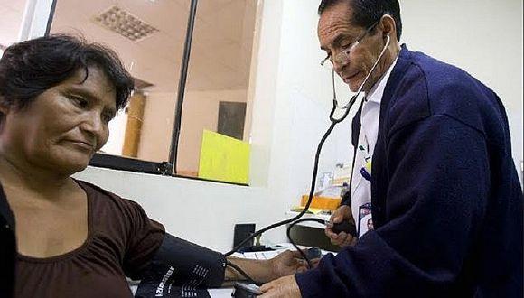 Minsa: Hipertensión arterial puede causar daños al cerebro, corazón, riñón y arterias
