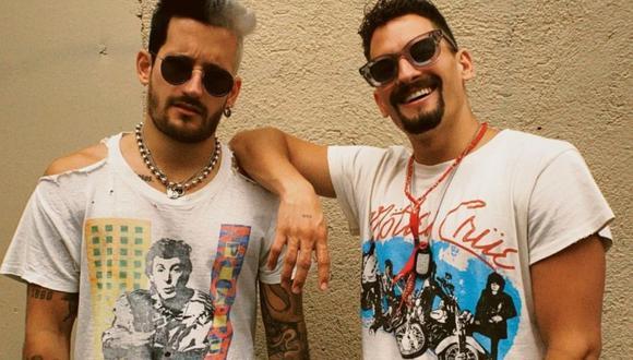 """Mau y Ricky estrenan el video oficial del tema """"Dolería"""". (Foto: @mauyricky)"""