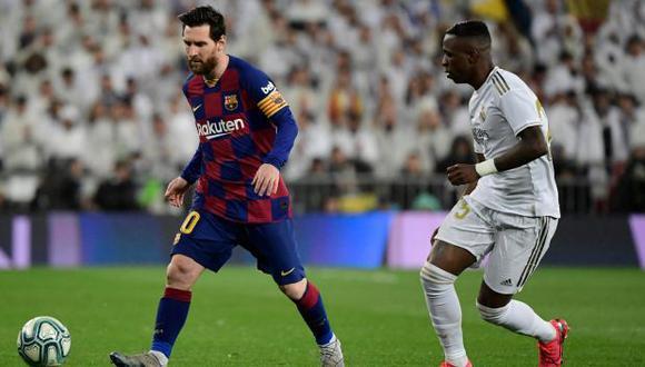 Real Madrid vs. Barcelona: chocan en el Di Stéfano por la fecha 30 de LaLiga. (Foto: AFP)