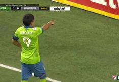 Ruidíaz reapareció con doblete en la MLS: mira sus goles con Seattle Sounders (VIDEO)