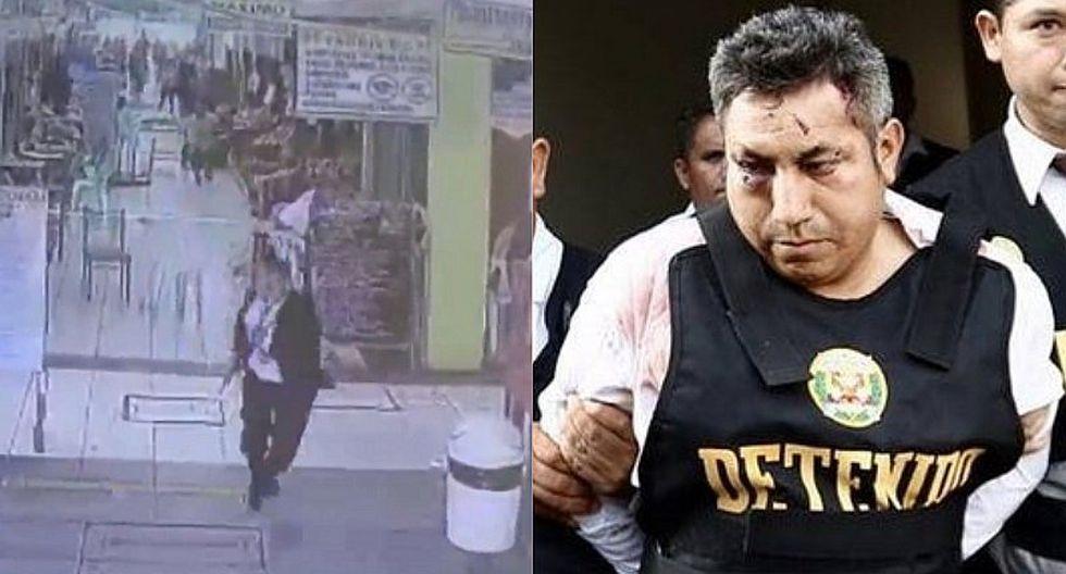 El escalofriante testimonio de Sandro Villegas, el asesino de Ingrid Arizaga (VIDEO)