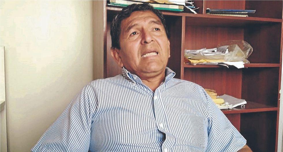 """Hildebrando Antón: """"Jimy Silva no tiene los reflejos para gestionar los recursos"""""""