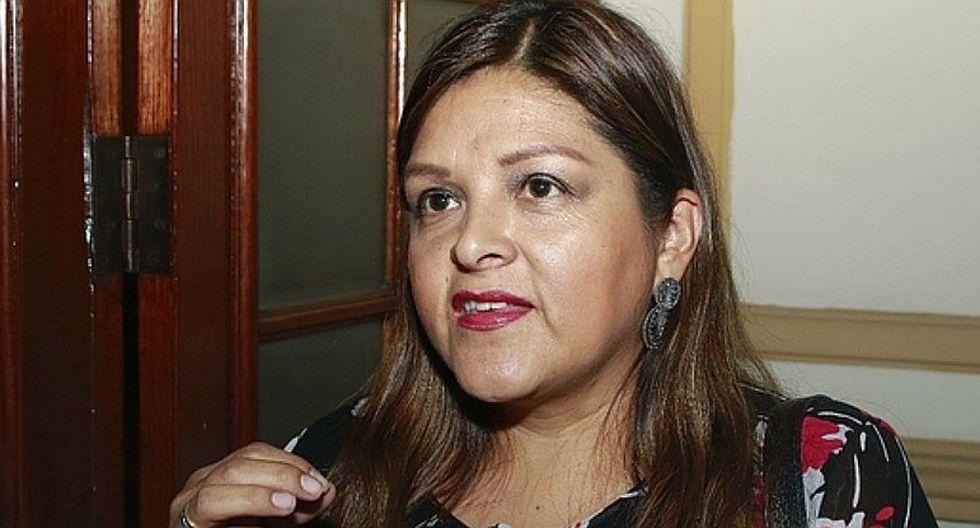 """Karina Beteta tras pedido de informe caso Lava Jato: """"Fiscal de la Nación puede ser denunciada constitucionalmente"""""""