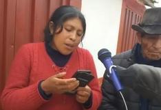 Carabaya: Familiares de joven desaparecido reciben mensajes amenazantes