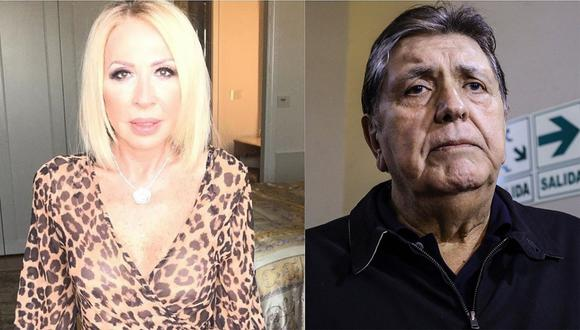"""Laura Bozzo: """"¿Qué pasaría si en el juicio se demostrara que Alan García era inocente?"""""""