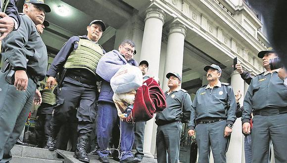 """Fiscal que investiga a """"Los Intocables Ediles"""" denuncia falta de apoyo del Mininter"""