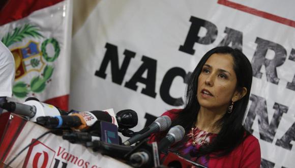 La fiscal Mori dispuso la formalización y continuación de la investigación contra Nadine Heredia. (Foto: GEC)