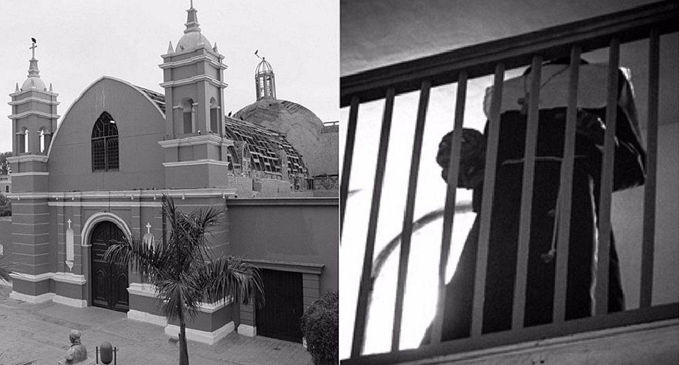 Barranco: La leyenda sobre el cruel final de un sacerdote pecaminoso