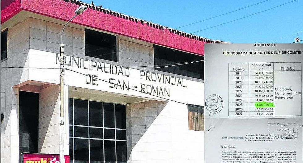 Deuda por convenio con JICA deberá pagarse hasta el 2027  en San Román