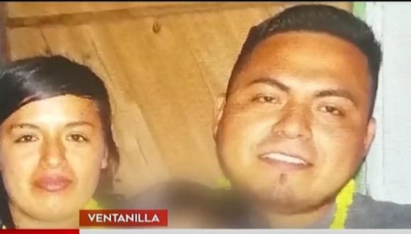 El crimen ocurrió el pasado 4 de junio pasado en el distrito de Santa Rosa, en el Callao. (Foto: Captura de TV)