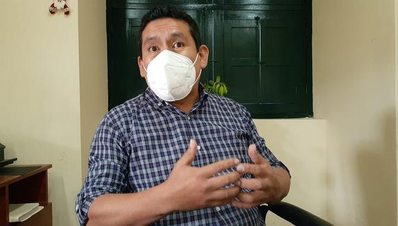 Regidor Mendez pide plan de trabajo al nuevo gerente municipal