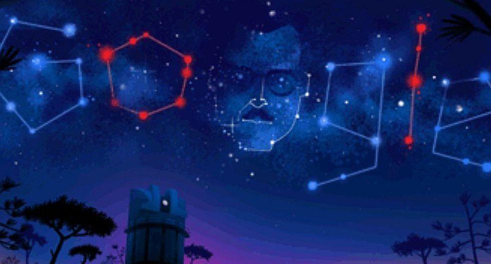 Google recuerda al astrónomo Guillermo Haro en su 105 aniversario