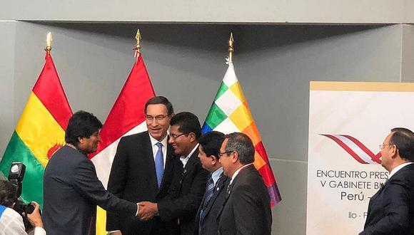 Declaración de Ilo: el gas para Puno y otros aspectos de integración