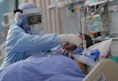 Aumentan ingresos de pacientes menores de 40 años con COVID-19 en hospitales de EsSalud, en Huánuco